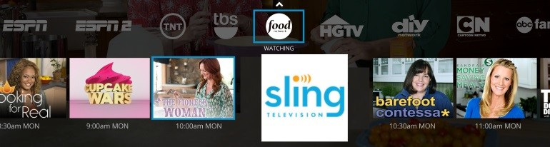 Sling TV from Dish