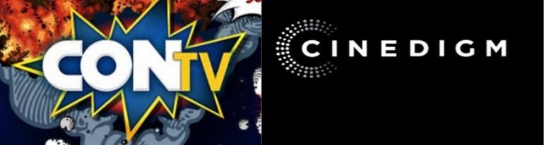 Cinedigm ConTV