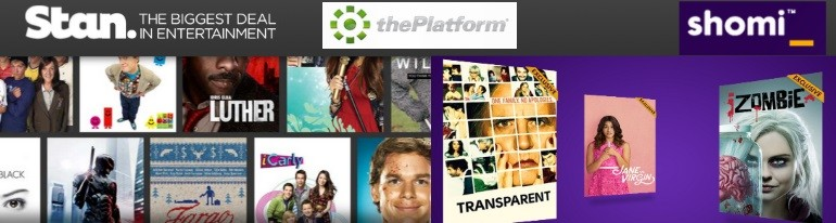 thePlatform aids Shomi and Stan