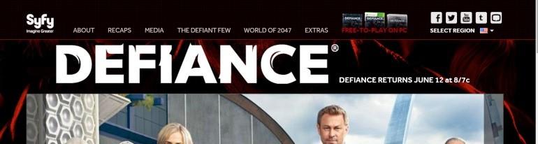 Syfy Defiance