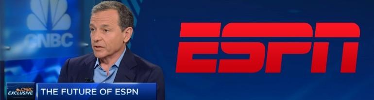 ESPN and Bob Iger