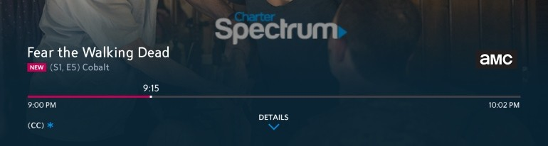 Spectrum TV on Roku
