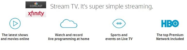 Comcast Stream TV