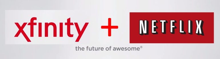Netflix + Xfinity Future of Awesome