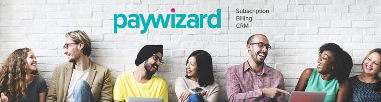 Paywizard splash