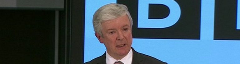 BBC DG Tony Hall
