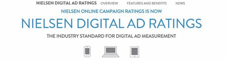 Nielsen digital ad ratings