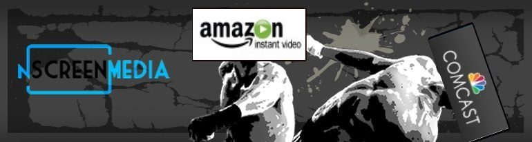 Amazon Comcast fight splash