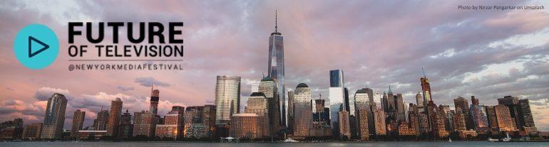New York City Future of Video Splash