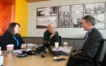 Interview with Margaret Dean - Crunchyroll Studios