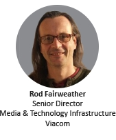 Rod Fairweather Viacom