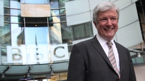 Tony Hall BBC DG
