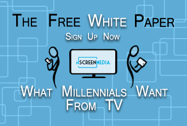 Millennials social TV