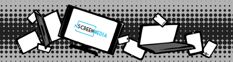 nScreenMedia screens splash 770x206